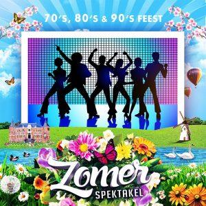 70-80-90 jarenfeest op zaterdagavond