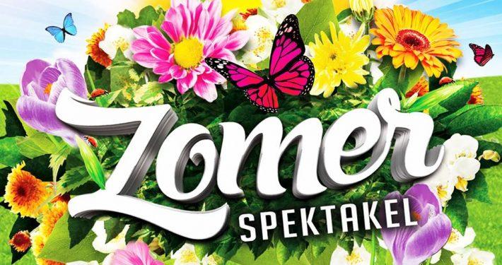Logo Zomerspektakel
